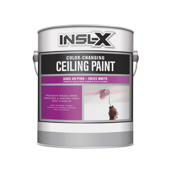 INSL-X Colour-Changing Ceiling Paint