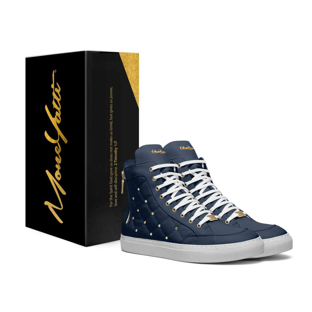 LIMITED - ALL BLUE SUEDE