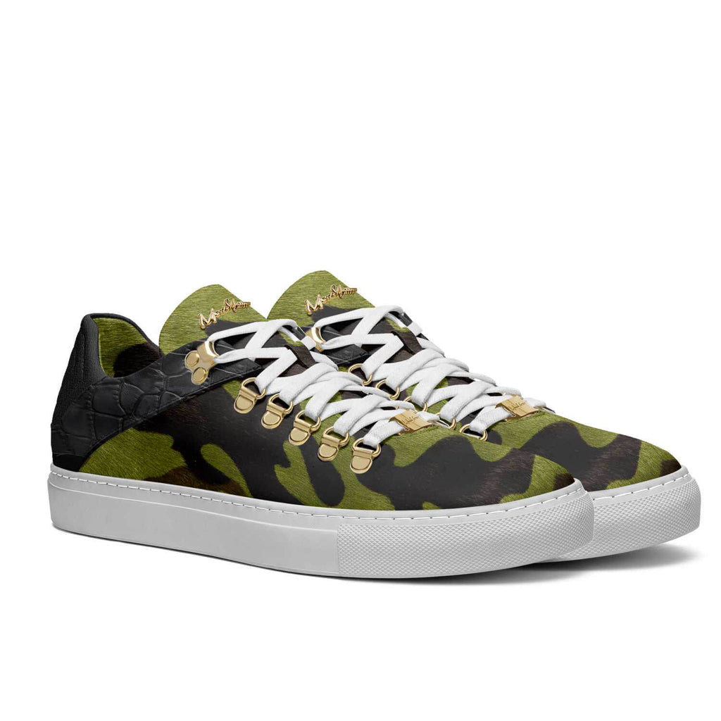 DRIP WALKERS - CAMO PONY BLACK