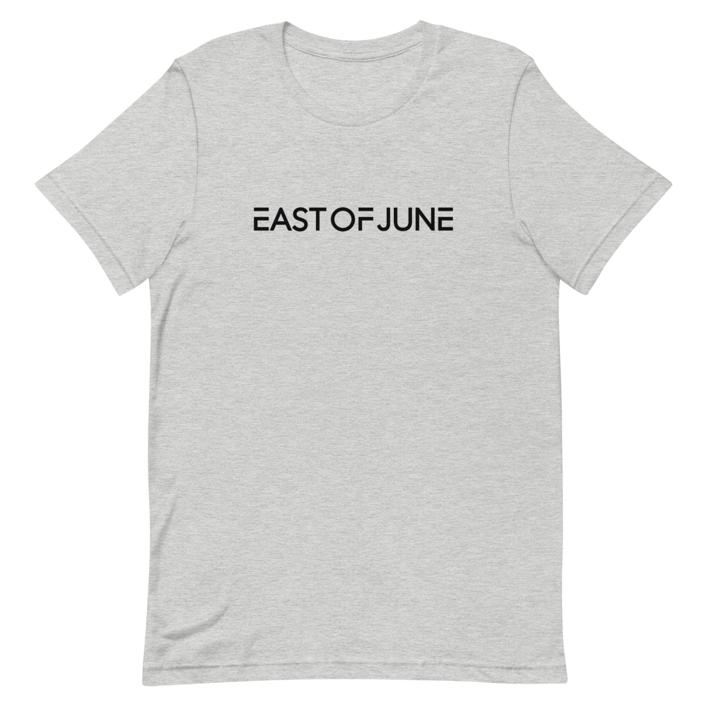 East Of June Unisex T