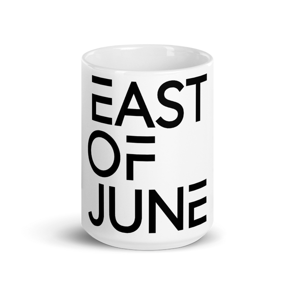 East Of June Mug