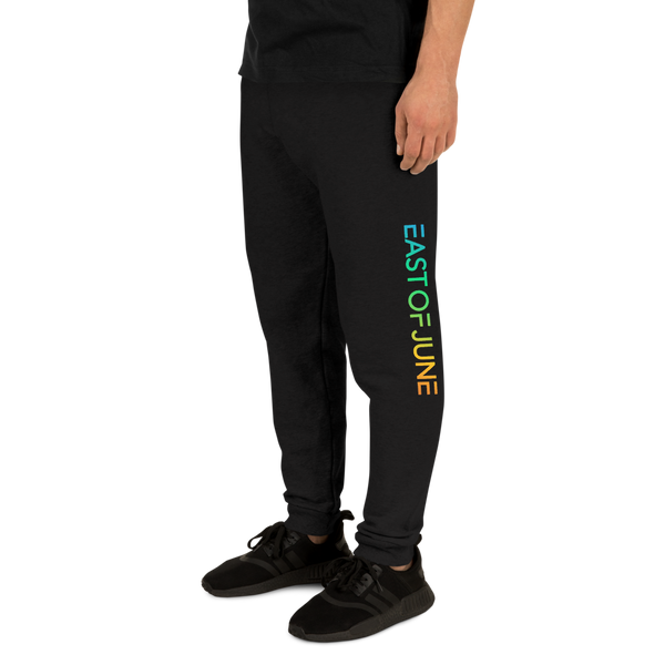 East of June I Can't Feel It Unisex Joggers