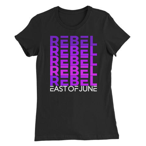 Women's Rebel Slim Fit T-Shirt