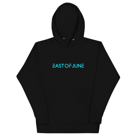 East Of June Unisex Hoodie