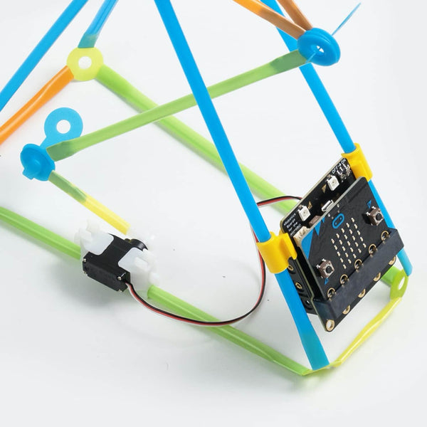 Strawbees Robotic Inventions for the Micro:bit