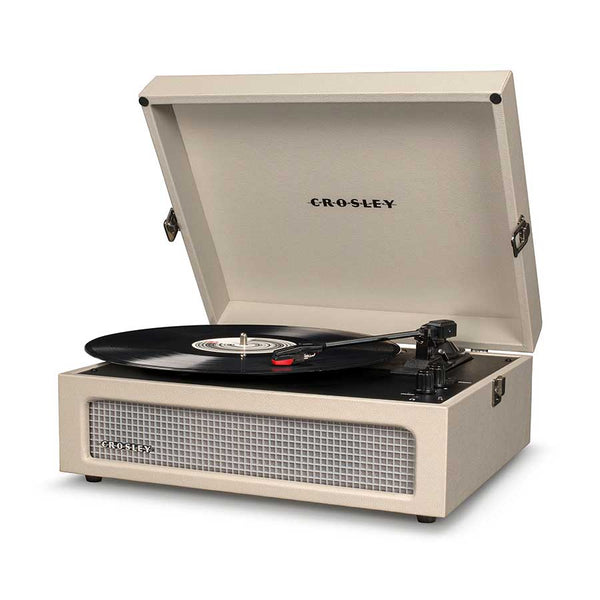 Crosley Voyager Portable Turntable - Dune
