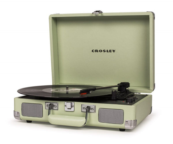 Crosley Cruiser Deluxe Portable Turntable - Mint