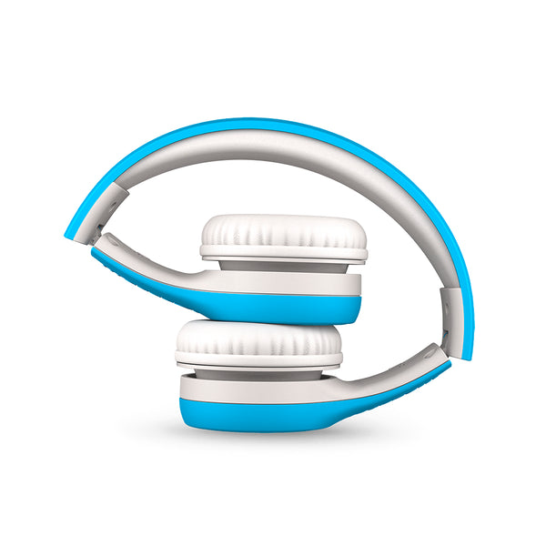 LilGadgets Connect+ Style Children's Wired Headphones - Blue