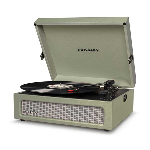 Crosley Voyager Portable Turntable - Sage