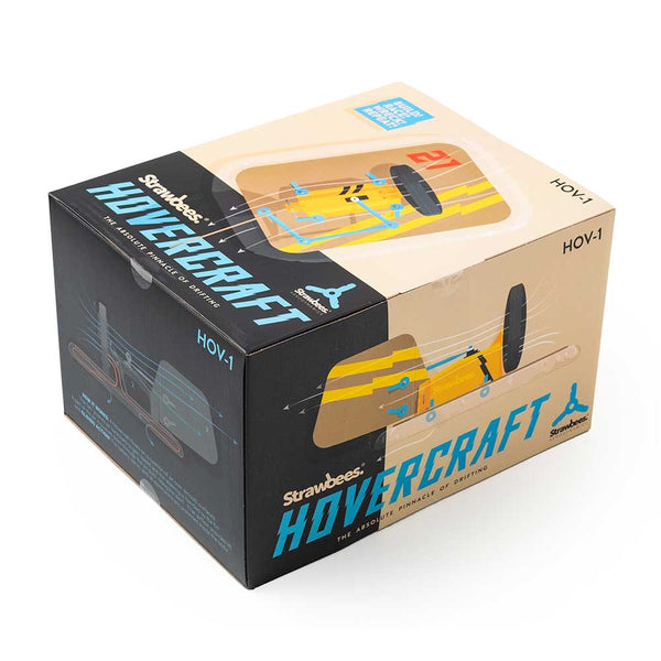Strawbees Hovercraft Kit