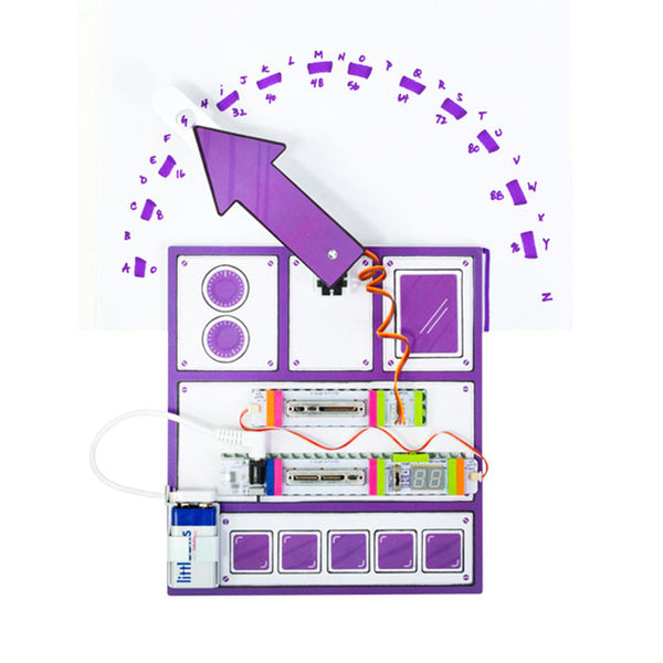 littleBits STEAM Exp Pack Math