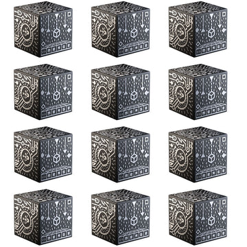 Merge Holographic Cube - 12 Pack
