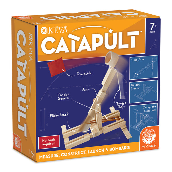 KEVA: Catapult