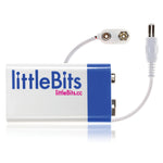 LittleBits 9V Battery + Cable