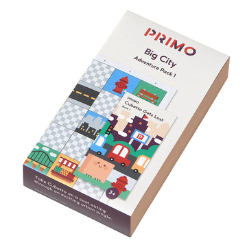 Primo Toys Big City Adventure