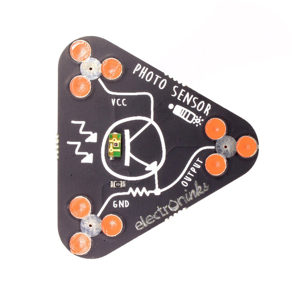 Circuit Scribe Photo Sensor