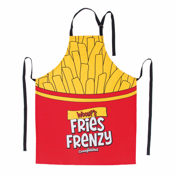 Woouf Apron Fries - 2Pk