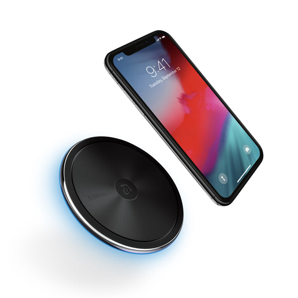 Adam Elements USB-C Qi Wireless Charging Pad