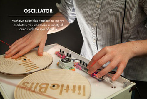 littleBits Oscillator