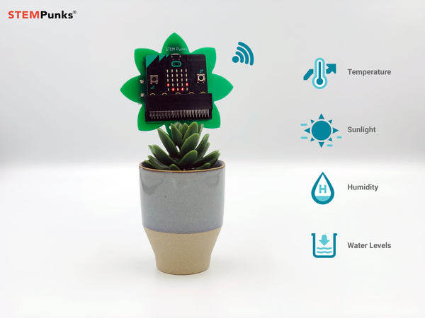 Smart Garden STEM Tool - Class Kit 10 Units (With micro:bits)