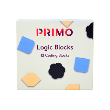 Primo Toys Logic Blocks