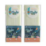 3Doodler Start Eco-Plastic-Ghostley Glow-2pack