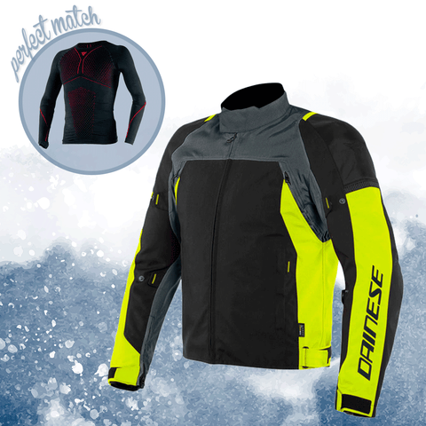 Dainese Speed Master D-Dry e D-Core Thermo Tee