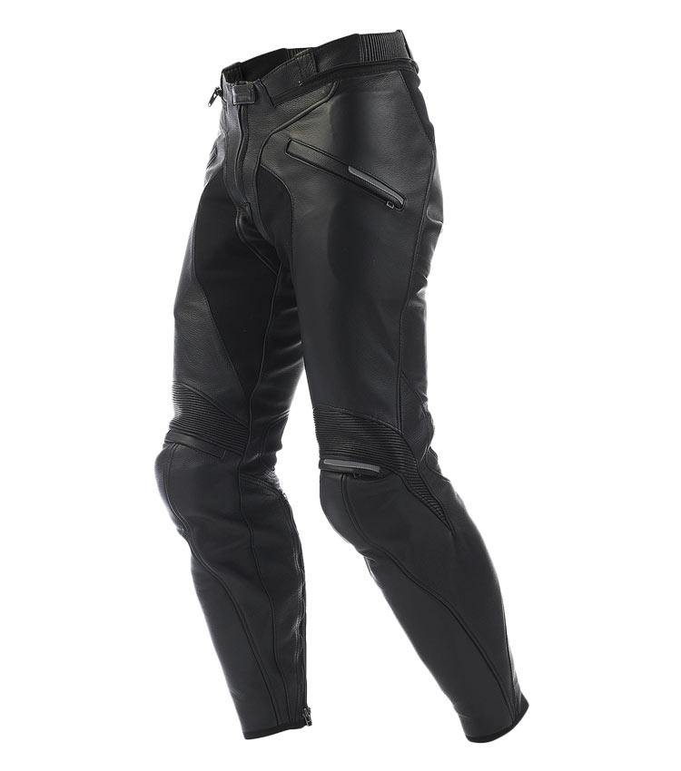 Dainese-Alien-Pant-Leather-Nero
