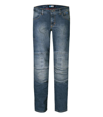CAROLINA PMJ Jeans Donna blu CAR13 - [product_collection] - Motoland-Ferrara