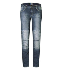 FLORIDA PMJ Jeans Donna Blu FLOM13 - [product_collection] - Motoland-Ferrara