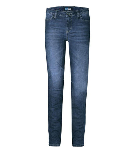 RIDER WOMAN PMJ Jeans Donna blu RIDD15 - [product_collection] - Motoland-Ferrara