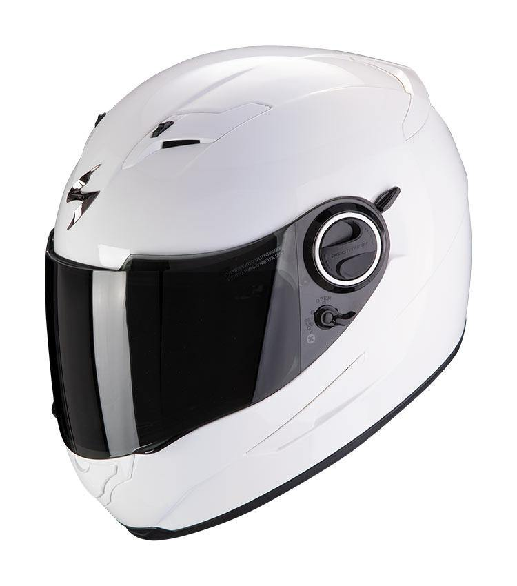 scorpion-exo-490-air-solid-bianco