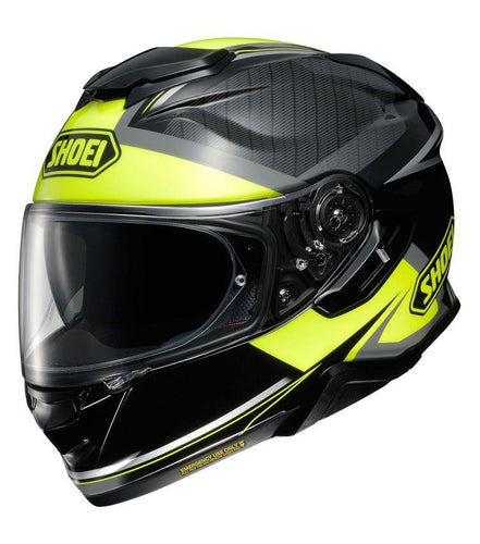 GT-AIR 2 AFFAIR TC3 SHOEI Casco Integrale nero giallo - [product_collection] - Motoland-Ferrara
