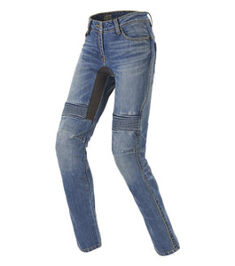 FURIOUS PRO LADY SPIDI Jeans Donna blu J70 806 - [product_collection] - Motoland-Ferrara