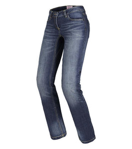 J-TRACKER LADY SPIDI Jeans Donna blu dark J65 804 - [product_collection] - Motoland-Ferrara