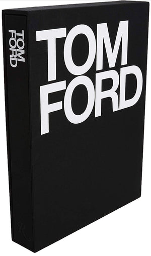 Tom Ford Coffee Table Collector Book