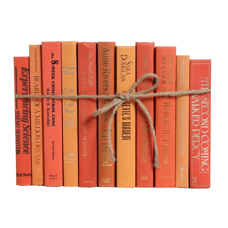 Book Bundle Home Decor