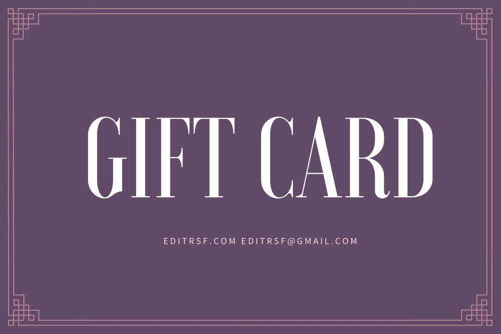 Edit Consignment & Boutique Gift Card
