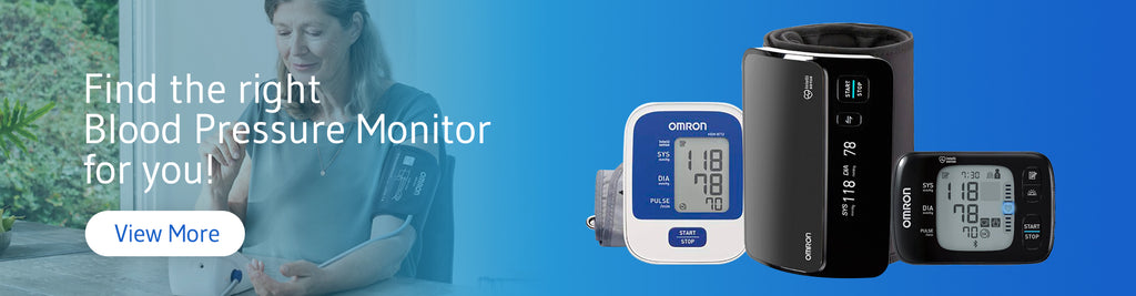 Blood Pressure Monitors | Omron Healthcare Brand Shop