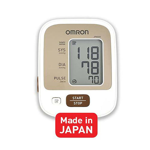 Upper Arm Automatic Blood Pressure Monitor JPN-500