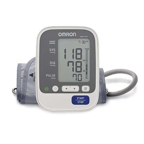 Upper Arm Automatic Blood Pressure Monitor HEM-7130