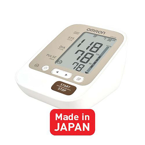 Upper Arm Automatic Blood Pressure Monitor JPN-600