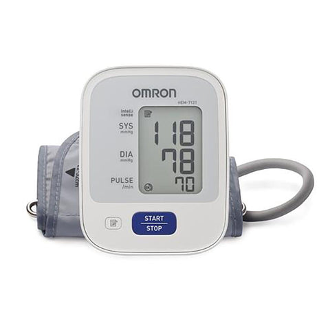 Upper Arm Blood Pressure Monitor HEM-7121