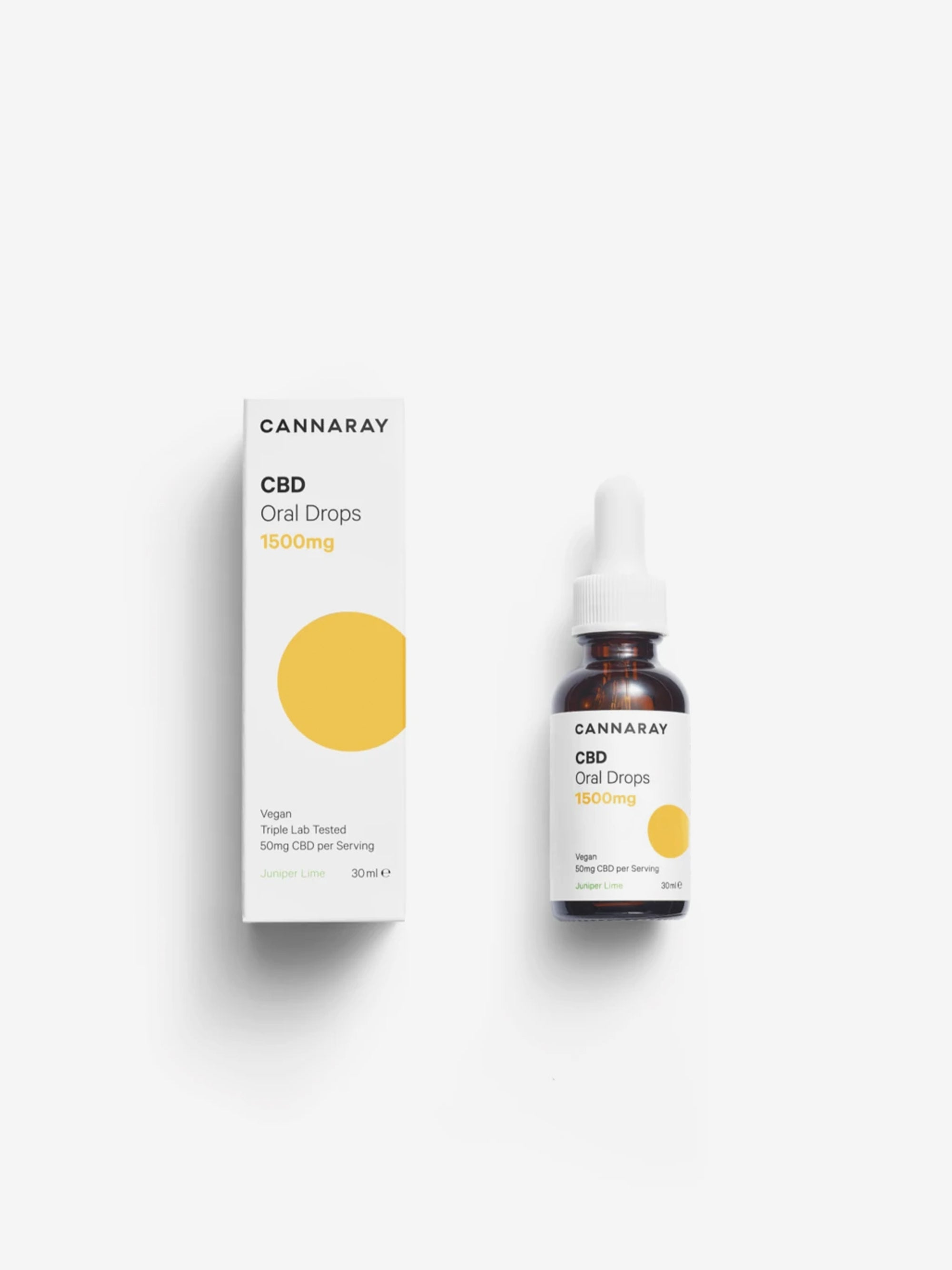 Cannaray CBD Oil