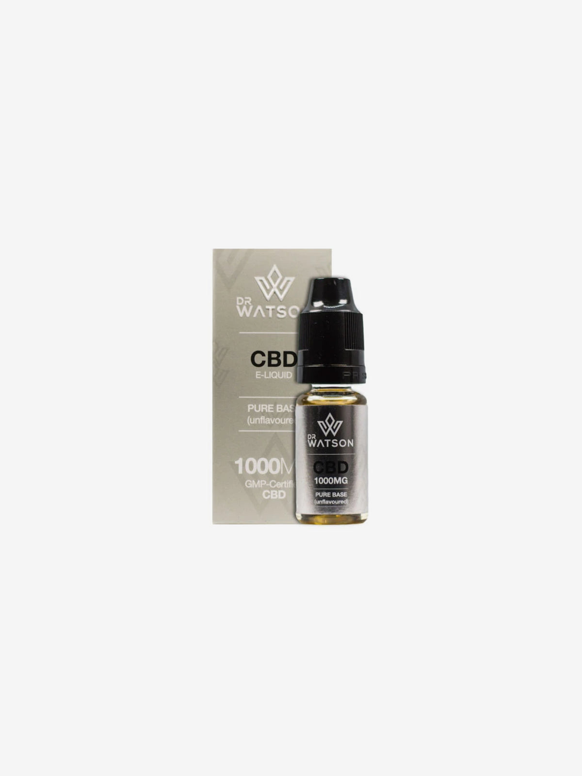 Dr. Watson Pure Base Vape Additive 1000mg