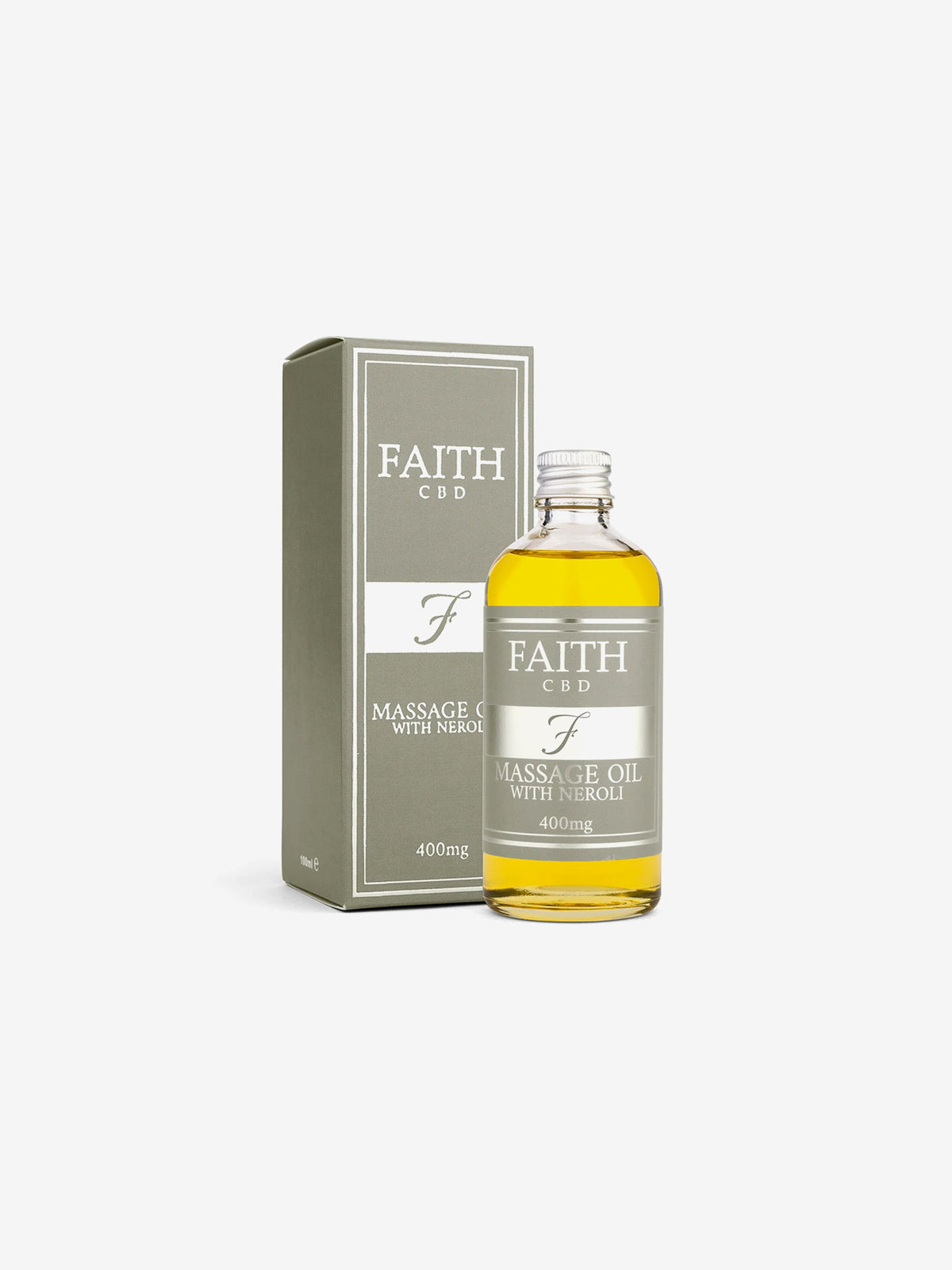 Faith Massage Oil w/ Neroli 400mg