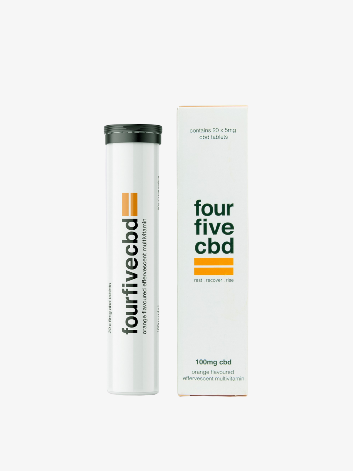 FourFive CBD Effervescent Multivitamin