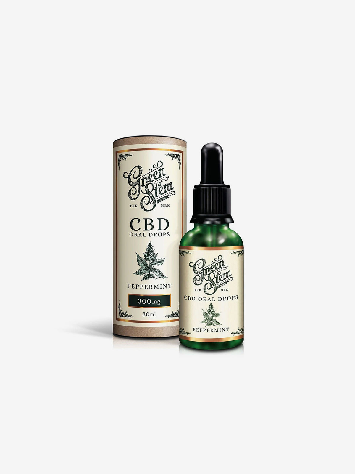 Green Stem CBD Oil