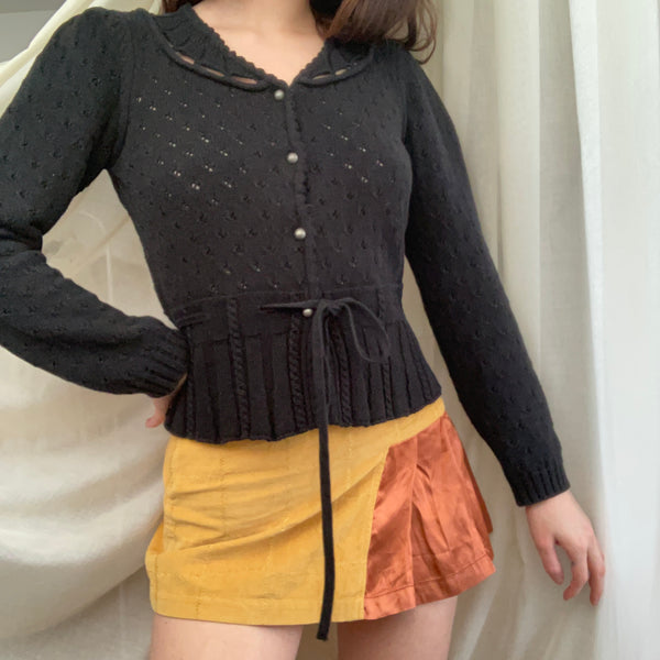 Cottagecore pullover