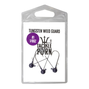 Tungsten Turbo Ball Weed Guard